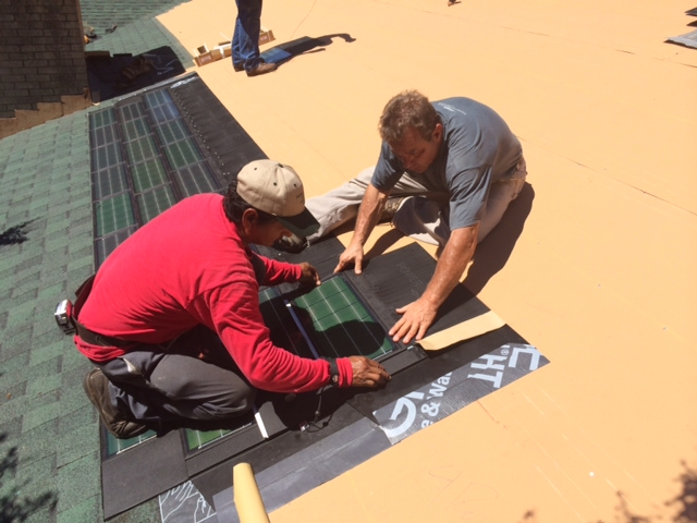 installing-dow-solar-pannel